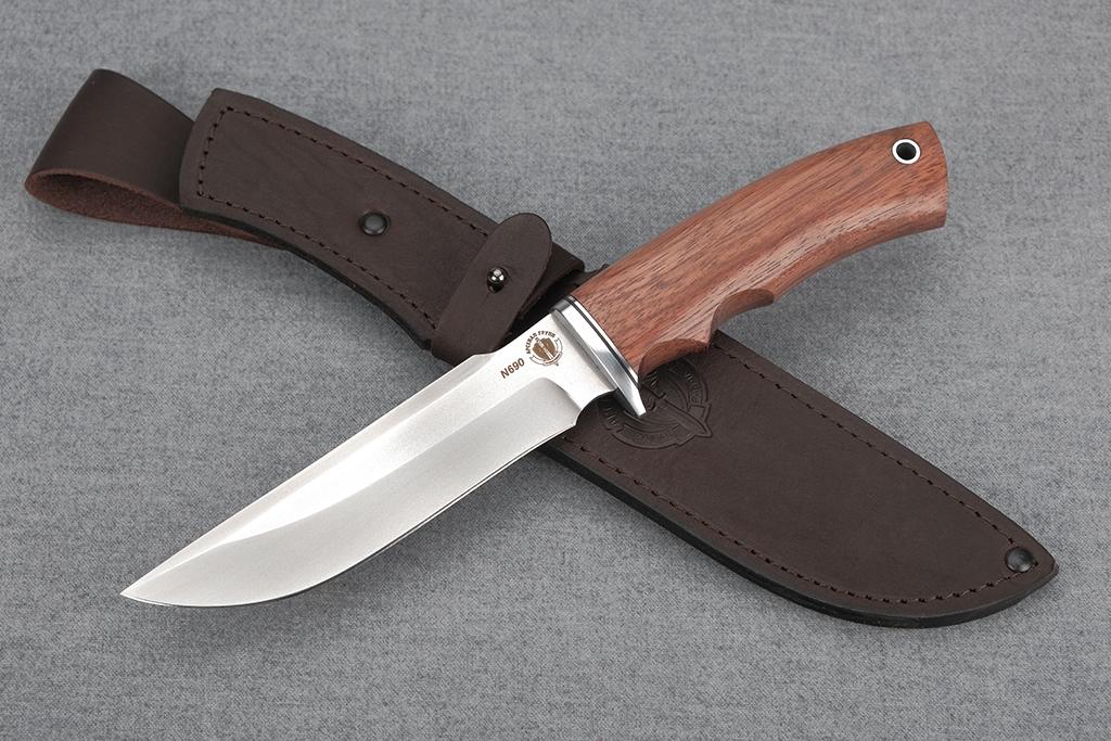 """Нож """"Таёжный-2"""" (N690, бубинга)"""