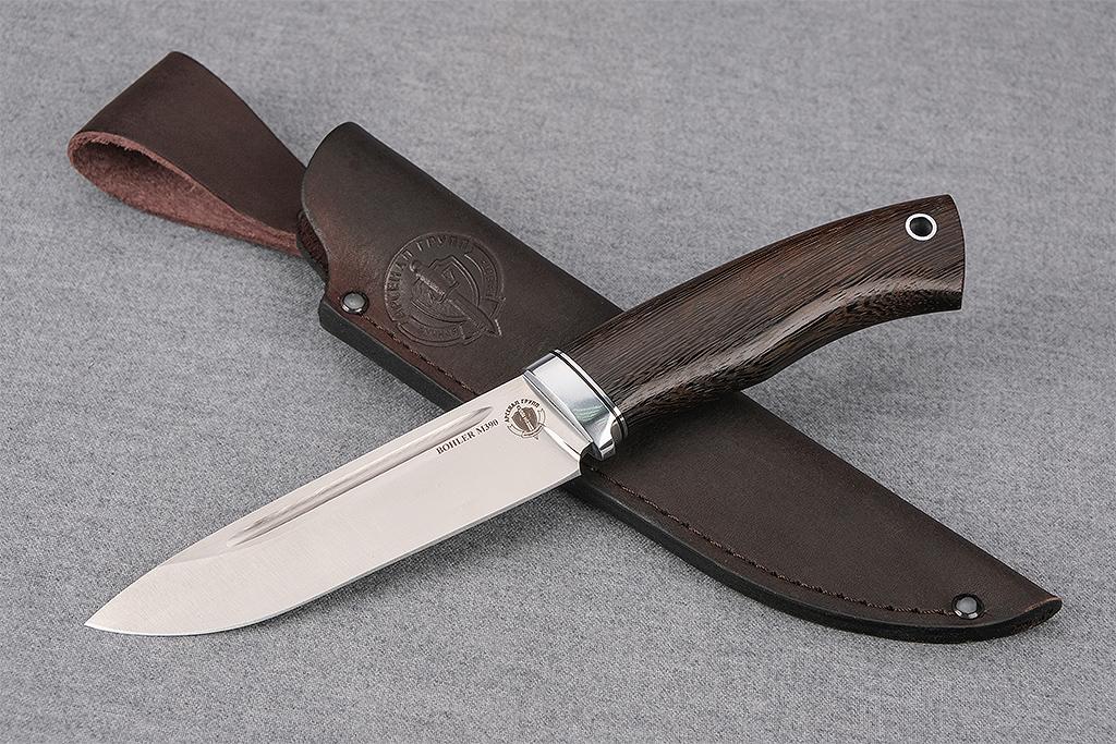 """Нож """"Арсенал"""" (М390, венге)"""