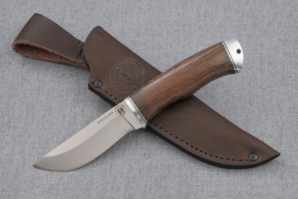 """Нож """"Грибник"""" (М390, венге, дюраль)"""