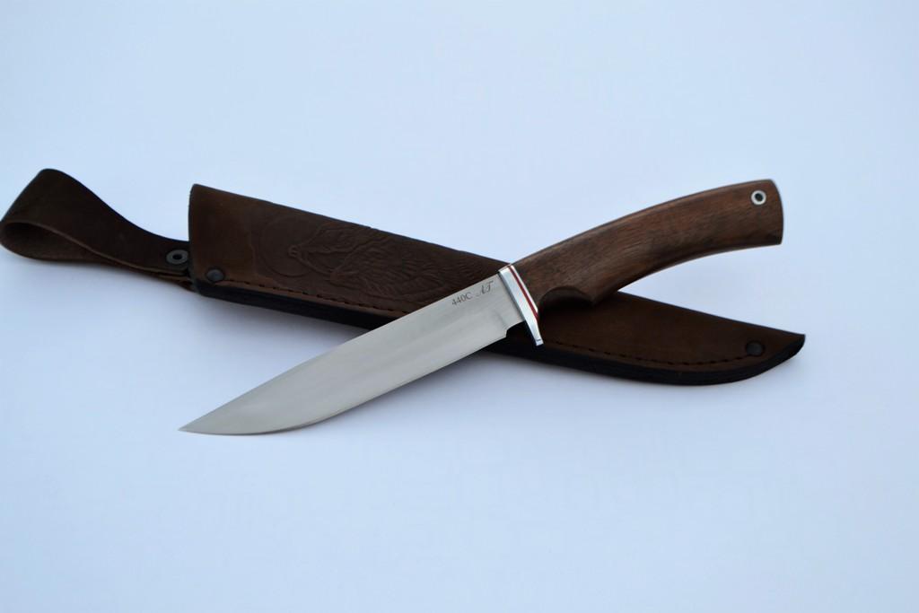"""Нож """"Коршун"""" (440С, бубинга)"""
