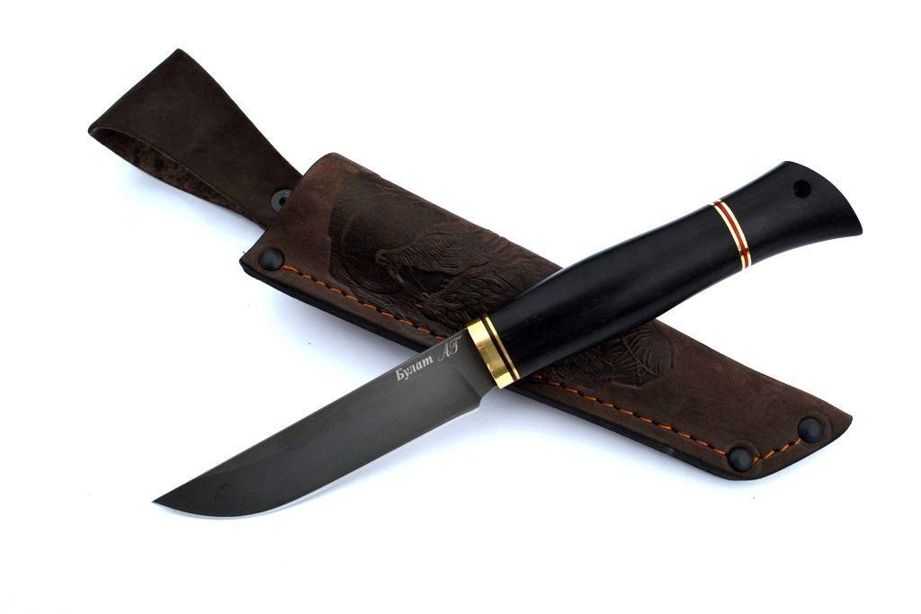 """Нож """"Грибник-3"""" (Булат, граб)"""