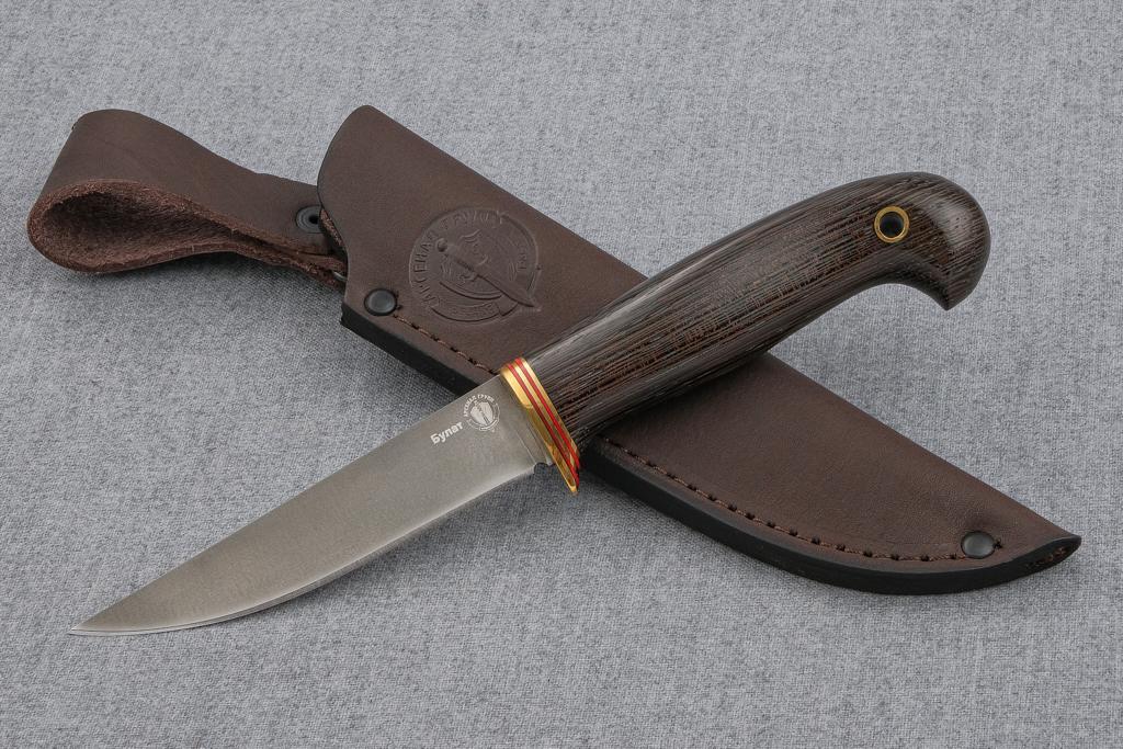 """Нож """"Грибник-2"""" (Булат, венге)"""