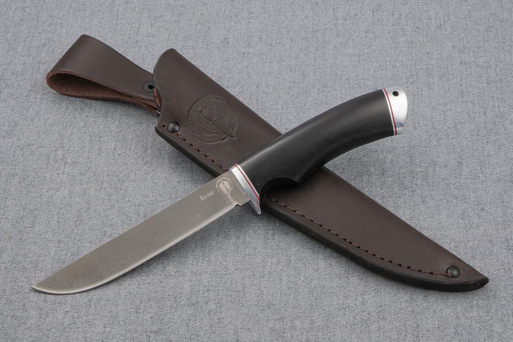 "Нож ""Ласка-2"" (Булат, граб, дюраль)"