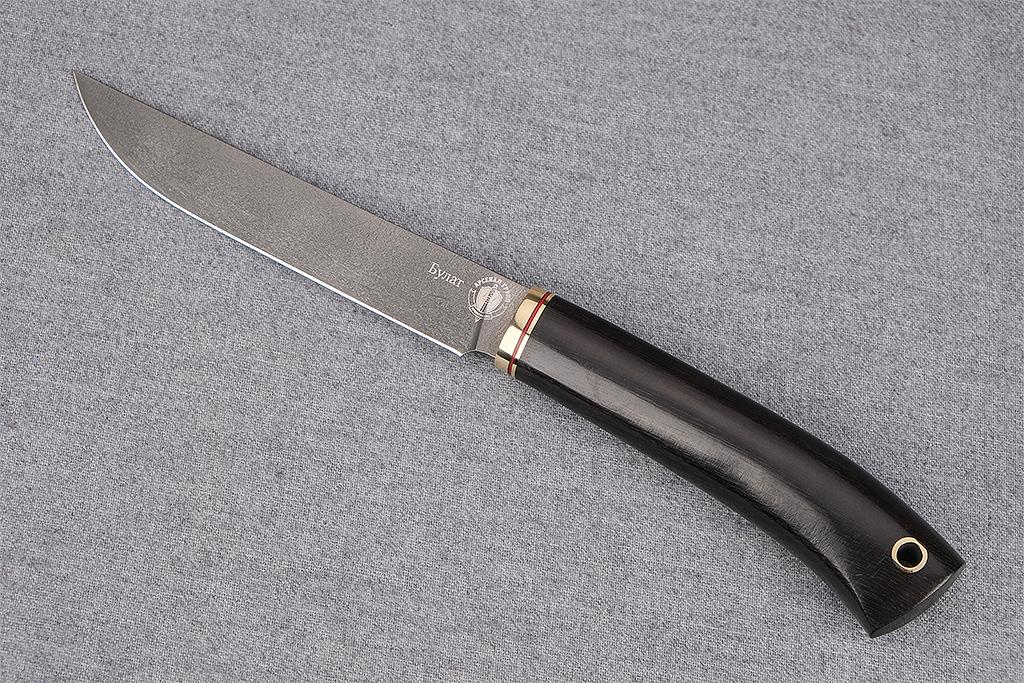 """Нож """"Шеф-повар-1"""" (Булат,  граб)"""