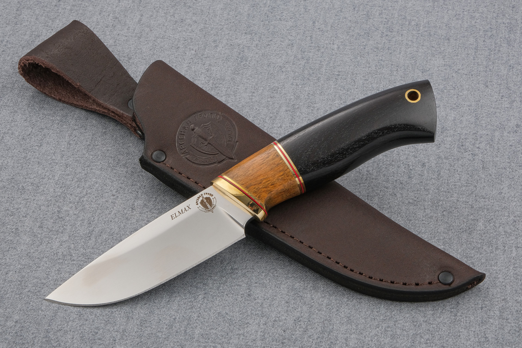 "Нож ""Бобр-2"" (ELMAX, премиум граб)"