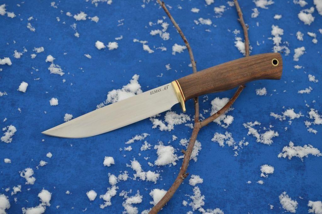 """Нож """"Коршун"""" (ELMAX, орех)"""