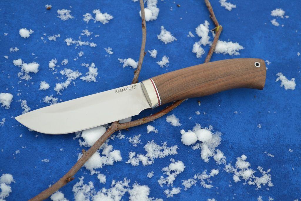 """Нож """"Лиса"""" (ELMAX, орех)"""