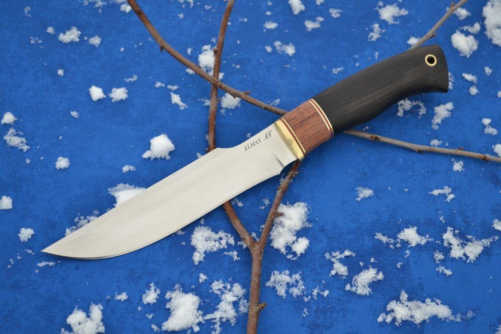 "Нож ""Таежный"" (ELMAX, премиум граб)"
