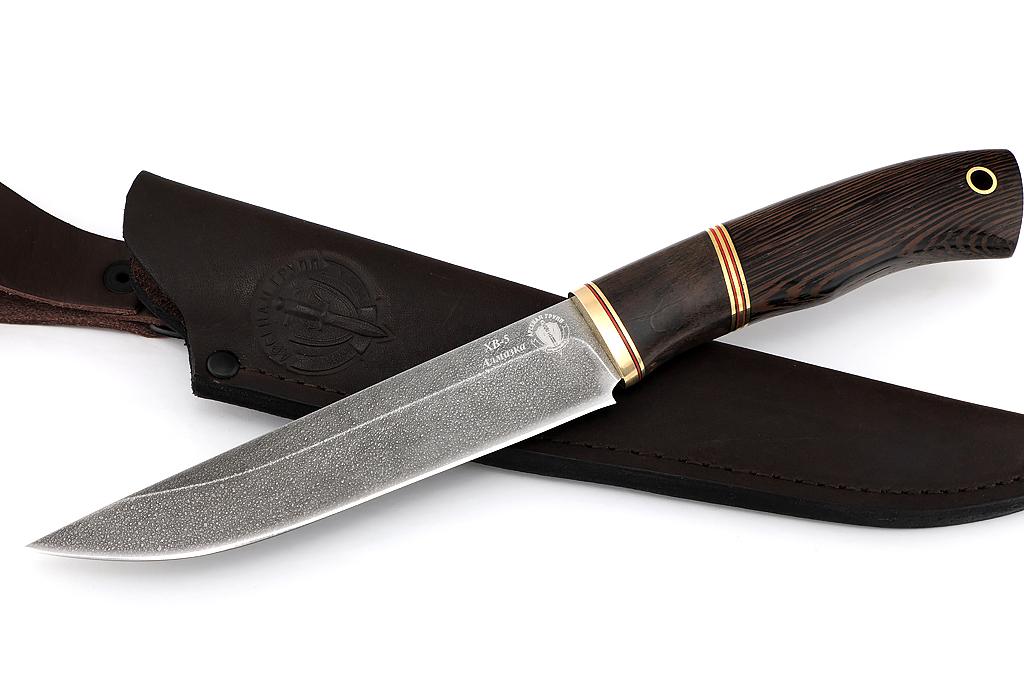 """Нож """"Финский-2"""" (Алмазная сталь ХВ-5, премиум, венге)"""