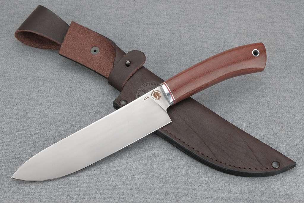 """Нож """"Шеф-повар-3"""" (Bohler К340, текстолит)"""