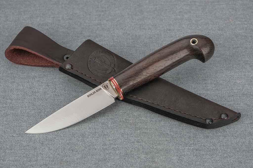 "Нож ""Грибник-2"" (М398, венге)"